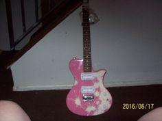 First Act Pink Guitar ME553 #FirstAct