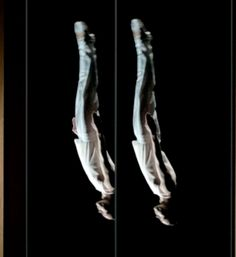 Gymnast: In Motion  Somersaulting Trampolinists Rise and Fall in Director Steve Harries' Reflective Short