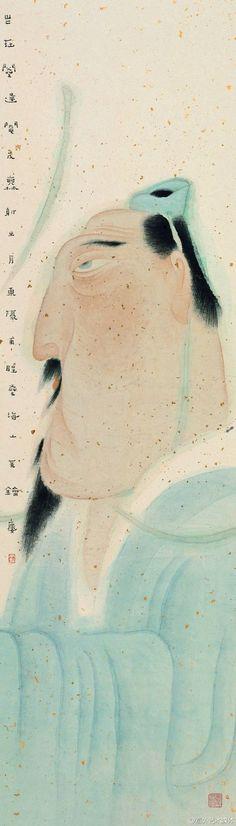 Lu Fusheng painting