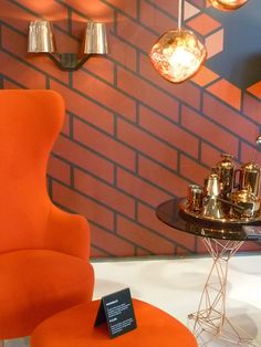 Tom Dixon spotted at Maison & Objet