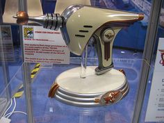 Space Vixen's Ray Gun by Retro Rocketer, via Flickr