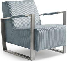 Bent u op zoek naar een fauteuil in een rib stof? Bij Mammoet Woongigant in Zwaagdijk vindt u de Island fauteuil en nog veel meer fauteuils!