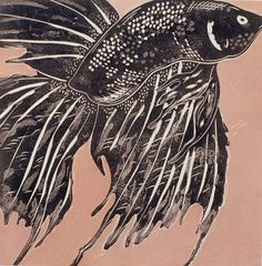 Ralph Kiggell: Woodblock on Japanese paper