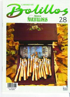 LABORES DE BOLILLOS 028 - Almu Martin - Álbumes web de Picasa