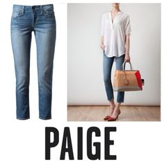 """NEW!  Paige 'Kylie crop' capri jeans- medium blue Brand new 'Kylie Crop' denim jeans by Paige are in perfect condition and just in time for the upcoming season!  These beautiful crops have the most incredible stretch, made from 70% cotton, 19% polyester, 10% rayon & 1% elastane.  Thanks to the material they feel even better than they look!  Size is 26.  Waist measures 13.5"""" lying flat & inseam is 27"""".  Inside tag cut but crops are brand new, never worn!  Retail at $199!  Shade is 'Drew', a…"""