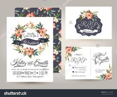 Amazing Picture of Daisy Wedding Invitations Daisy Wedding Invitations Wedding Invitation Card Suite With Daisy Flower Templates Stock Passport Wedding Invitations, Wedding Invitation Samples, Cheap Wedding Invitations, Wedding Labels, Wedding Rsvp, Wedding Invitation Templates, Free Wedding, Wedding Cards, Wedding Venues