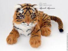 Золотце. Тигренок тедди. - тигренок,тигр,тигры,тигрёнок,тигра,дикие кошки