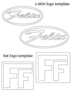 I'm making a Fix-It Felix cosplay and, noticing others are interested in cosplaying Felix, I made these logo templates in Illustrator for public use. I suggest printing them on basic, letter-sized ...