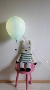 Lampe veilleuse ballon