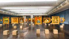 O risco de sacralizar o museu dessacralizado por Francesco Perrotta-Bosch