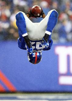 David Wilson of the New York Giants #NFL