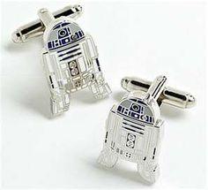 Image detail for -CUFFLINKS STAR WARS R2-D2