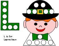 St. Patrick's Day Magnet Pages - Re-pinned by @PediaStaff – Please Visit http://ht.ly/63sNt for all our pediatric therapy pins