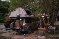Land Cruiser base camp http://www.motorhome-travels.co.uk/
