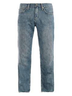 Telegraph Fashion, Kane Straight-Leg Jeans