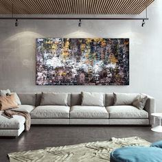 Large Abstract Painting Modern abstract painting art image 0 Large Painting, Texture Painting, Acrylic Painting Canvas, Painting Art, Abstract Wall Art, Canvas Wall Art, Oversized Wall Art, Extra Large Wall Art, Modern Wall Decor