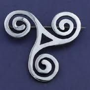 celtic brooch - Google Search