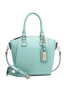 Fashion Solid Color Hot Sale Ladies Handbags Mint Green