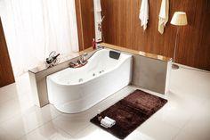 Beautiful Morning muotoiltu pieni poreamme 80x170 cm | Styledesign.fi - designia kotiin ja kylpyhuoneeseen -