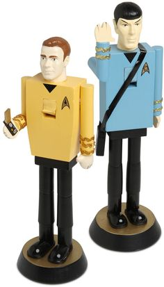 Star Trek Nutcrackers