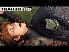 Cómo entrenar a tu dragón 2 Trailer 2014 Español