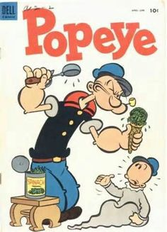 A cover gallery for the comic book Popeye Classic Cartoon Characters, Comic Book Characters, Cartoon Styles, Comic Books, Popeye Cartoon Characters, Famous Cartoons, Old Cartoons, Classic Comics, Classic Cartoons