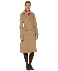 85b7b4c68ddb03 Love my new Camel Hair Polo Coat - Brooks Brothers!