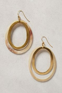 haloed horn drops #anthrofave #sale