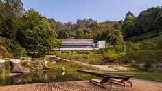 Designline Wohnen - Projekte: Tetris im Tal: Ein Wohnhaus in Portugal | designlines.de