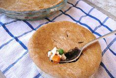 Healthy Chicken Pot Pie | Joy of Kosher