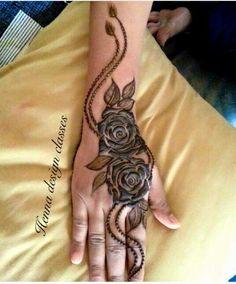 Ideas Tattoo Ideas Thigh Sketches For 2019 Short Mehndi Design, Arabian Mehndi Design, Modern Henna Designs, Latest Henna Designs, Floral Henna Designs, Mehndi Design Pictures, Unique Mehndi Designs, Mehndi Designs For Hands, Simple Mehndi Designs