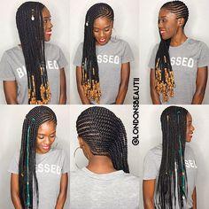 Hair Accessories (hair beads, yarn wrap & cowrie shell loc cuff):  @londonsbeautiiaccessories www.londonsbeautiiaccessories.com  |Hair: @londonsbeautii www.styleseat.com/v/londonsbeautii https://www.instagram.com/londonsbeautii/