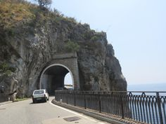 Genny's Car Service (transportation from Naples to the Amalfi Coast) - Sant'Agnello, Italy