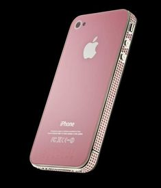 Pink Diamond iphone...I WANT THIS PLEASE