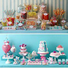 Candy party - Fiesta de 15 tematica
