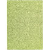 Found it at Wayfair - Magic Odor Eliminating Mod Green Shazaam Area Rug