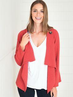 Kadina Jacket Bell Sleeves, Bell Sleeve Top, Knitwear, Luxury, Lady, Jackets, Tops, Women, Fashion