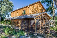 RPA ecocor prefabrikovaný pasívnych domov panelového domu