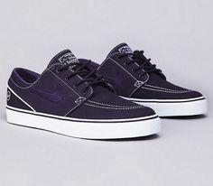 f98cc06e53 fragment design x Nike SB Stefan Janoski Low – Purple Dynasty   White. Mens  Fashion Shoes ...