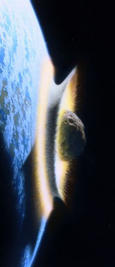 A 248 mile wide impact zone from a huge meteorite that broke in two moments before it slammed into the Earth has been discovered in an area near the borders of South Australia, Queensland and the Northern Territory. It is the largest asteroid impact zone ever found on Earth. The crater from the impact millions of years ago has long disappeared. But a team of geophysicists has found the twin scars of the impacts hidden deep in the earth's crust.