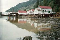 North Pacific Cannery, Prince Rupert Canada Travel, Us Travel, Charlotte City, Haida Gwaii, North Coast, New People, Pacific Northwest, Places Ive Been, Terrace