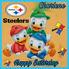 Steelers Pics, Happy Saturday, Fictional Characters, Art, Art Background, Kunst, Performing Arts, Fantasy Characters