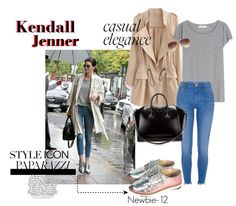 Style Inspo: Kendall Jenner #celebstyle #styleinspo #trendy #trends #fashion #kendalljenner #casualelegance #comfy #qupidshoes
