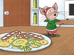 If You Give a Mouse a Christmas Cookie -- Check this awesome product by going to the link at the image.Note:It is affiliate link to Amazon.