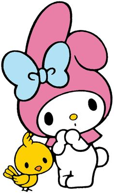 http://www.cartoon-clipart.co/images/my-melody-chick.png