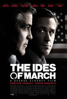 'The Ides of March' with George Clooney, Ryan Gosling, Marisa Tomei & Evan Rachel Wood.   All of whom once worked at #The Print Shop in Savannah       -------      http://www.imdb.com/title/tt1124035       -------      The ending is FANTASTIC!