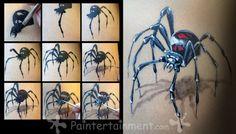 Spider-Animal-Tutorial
