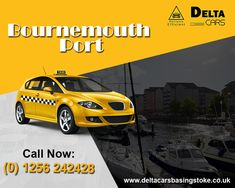 Port of Bournemouth - Seaport Taxi Transfer Service. Hire Delta Cars to travel from your home to Port of Bournemouth in a pleasant way. Call us for more details. London Airports, Bournemouth, Taxi, Travel, Viajes, Trips, Tourism, Traveling