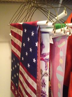Store 33 Flags In One Convenient Spot With This Hanging