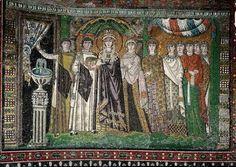 mosaico imperatriz teodora - Pesquisa Google